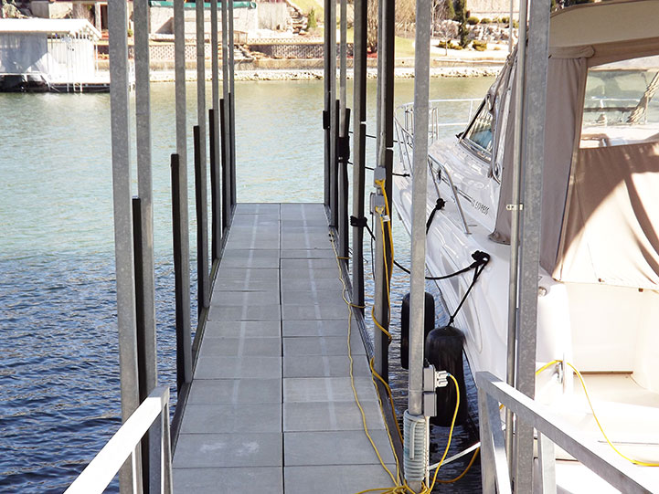 Walkways New Docks And Dock Repair Atlas Boat Docks