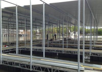 Dock assembly